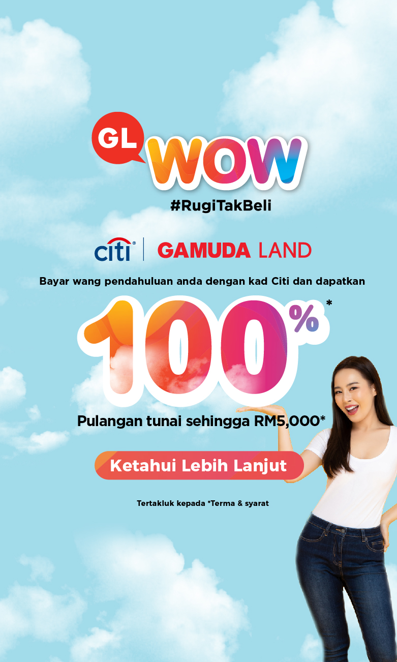 Bank Rewards | Gamuda Land