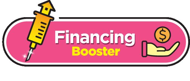 Finance Booster | GL Booster Shot