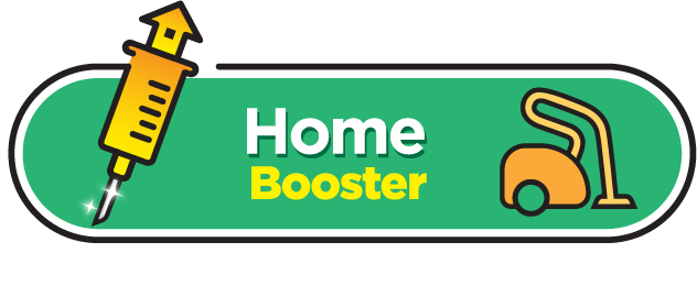 Home Booster | GL Booster Shot